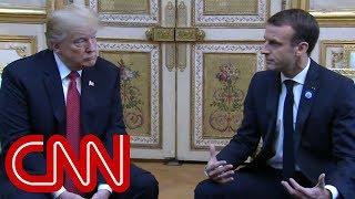 Trump: I agree we need a strong Europe - CNN
