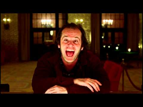 Jack Nicholson Laugh - The Shining