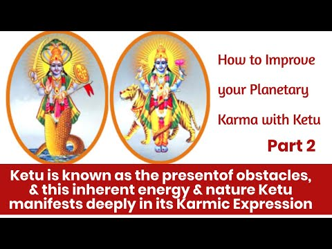 How to Improve your Planetary Karma with Ketu - Part 2