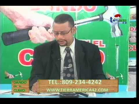 DANDO EN EL CLAVO TV 30 DE DICIEMBRE DEL 2011- 3 DE 4