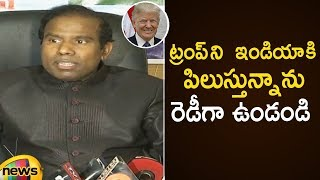 KA Paul Shocking Announcement In The Press Meet | KA Paul Latest Updates | AP Politics | Mango News - MANGONEWS