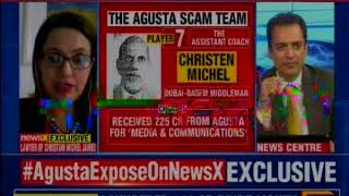 NewsX brings you the new revelation in the 4,700 crore Agusta Westland chopper scam | Part 2 - NEWSXLIVE