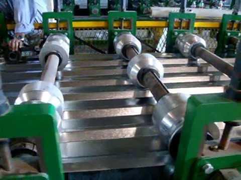 Roladora de lamina, Rollformer, Acanaladora de lamina
