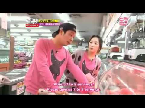 Running Man Episode 64 WITH SNSD English Subs Part 1