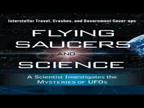 Flying Saucers and Science - Stanton Friedman LIVE