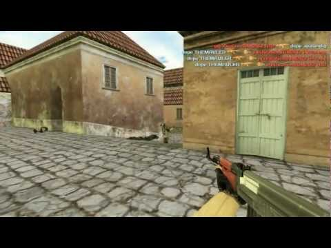 TOP10 AK47 FRAGS 2012