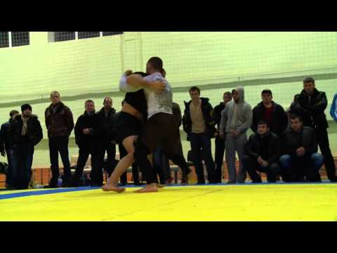 MURAT KAZGAN VS 2011 ADCC UKRANE CHAMPON