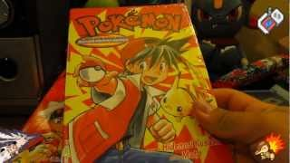 [UNBOX] POKEMON ADVENTURES MANGA VOL 1 Y 15 - POKESUPE - POCKET MONSTER SPECIAL- CHILE 27/03/12 view on youtube.com tube online.