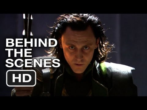 The Avengers Featurette - A Worthy Villain (2012) Marvel Movie HD