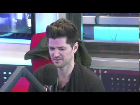 Danny O'Donoghue With Max On Capital FM