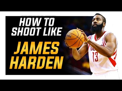 How to Shoot like James Harden: Shooting Form Blueprint