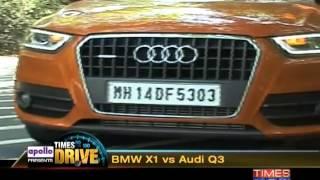 Times Drive: BMW X1 Vs Audi Q3