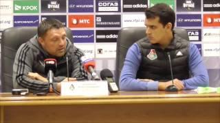 Главные тренеры команд РФПЛ будут давать интервью за час до начала игры
