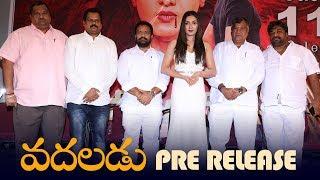 Vadaladu Movie Pre Release Event | Siddharth, Catherine - TFPC