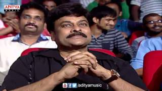 Anchor Jhansi Praises Mega Star Chiranjeevi At Subramanyam for Sale Audio Launch || Sai Dharam Tej - ADITYAMUSIC