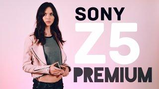 Sony Z5 Premium: обзор смартфона