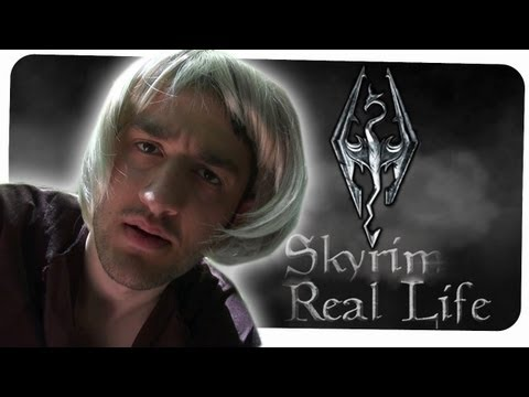 Skyrim Real Life (Gronkh Let's Play)