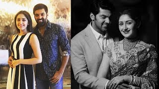 Lovely Couple Arya & Sayyeshaa Unseen Images Aftrer Marriage - RAJSHRITELUGU