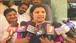 BJP Leader Purandeswari Xpress Happy Over Vamsadhara Tribunal Verdict On Neradi Barrage | iNews - INEWS