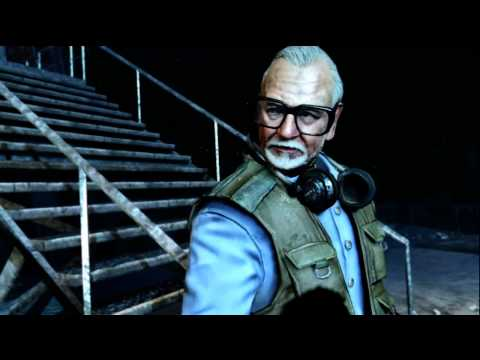 Call of the Dead - Intro / Ending  HD