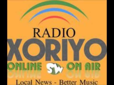 Radio Xoriyo 07 March 2014