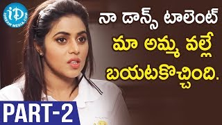 Actress Poorna Exclusive Interview Part #2 || Talking Movies with iDream - IDREAMMOVIES