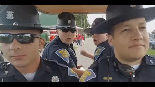 """Troopers Lip Sync """"Summer Nights"""" 