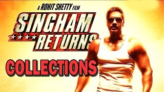 Singham Returns Movie - Box Office Collections | Bollywood News