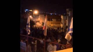عشرات المصابين في اشتباكات بين مسلمين ودروز في إسرائيل