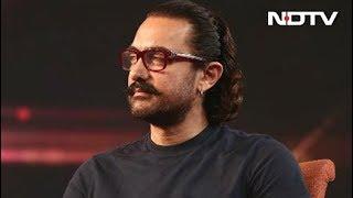 #NDTVYUVA: आमिर खान ने कहा कि अभी सिर्फ फिल्म बनाने पर फोकस कर रहा हूं - NDTVINDIA
