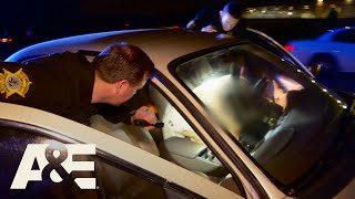 Live PD: After Action Report - Traffic Stop Escalates Quickly | A&E - AETV