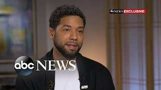 'Empire' star Jussie Smollett heartbroken over criticism after attack - ABCNEWS