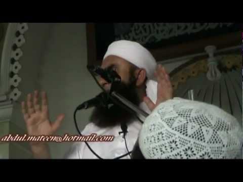 Maulana tariq jameel bayan jamia ashrafia khatam-e-bukhari  HD Video 2012