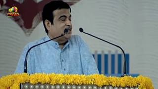 Nitin Gadkari Speech in Lay Foundation Stone for Various Projects of Kandla Port in Gandhidham - MANGONEWS