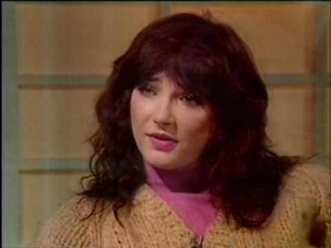 Kate Bush interview by Paul Gambaccini
