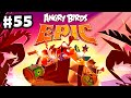 Angry Birds Epic - Gameplay Walkthrough Part 55 - Cave 3 Complete! (iOS, Android)