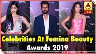 Taapsee Pannu, Vicky Kaushal and other stars dazzle at Femina Beauty Awards 2019 - ABPNEWSTV