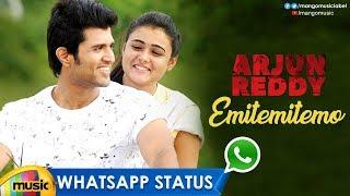 Best Love WhatsApp Status Video | Emitemitemo Video Song | Arjun Reddy Songs | Vijay Deverakonda - MANGOMUSIC