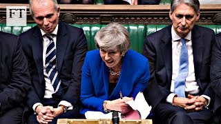 Brexit: Theresa May wins no confidence vote - FINANCIALTIMESVIDEOS