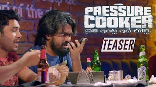 Pressure Cooker Teaser | Tollywood News | Latest Telugu Trailers 2019 - TFPC