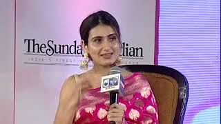 Women Of Steel Summit: Fatima Shaikh says, Phogat sisters are strong women, which makes them sexy - NEWSXLIVE