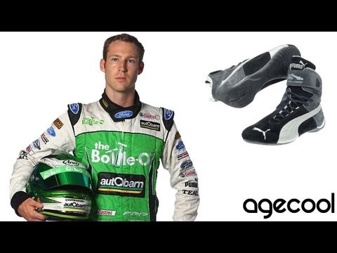 V8 Supercars Flashback - Reynolds Shoe Change (2012)