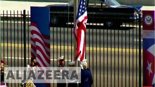 Mixed Cuban reaction to change in US immigration policy - ALJAZEERAENGLISH