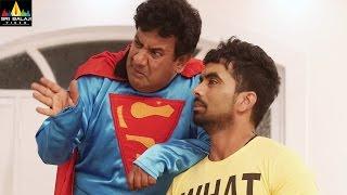 Badmash Pottey | Gullu Dada Escping Plan | Latest Hyderabadi Movie Comedy | Sri Balaji Video - SRIBALAJIMOVIES