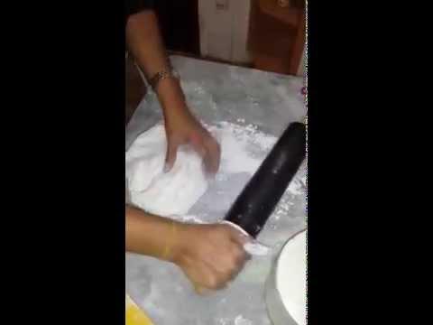 Como Fazer Pasta Americana Caseira - Parte - 2