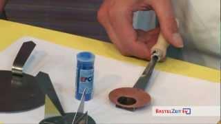 Bastelzeit Tv 90 Emaille Schmuck Youtube