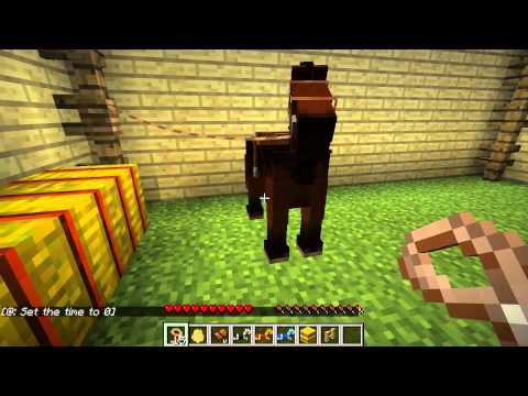 Cavalos, Cordas, Carpete - Novidades do Minecraft 13w16a (futuro 1.6)