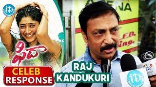 Raj Kandukuri Response About Fidaa Movie | Varun Tej | Sai Pallavi | Shekar Kammula | Shakti Kanth - IDREAMMOVIES