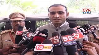 Akun Sabharwal Meeting with Mahabubnagar Excise Officers | CVR News - CVRNEWSOFFICIAL