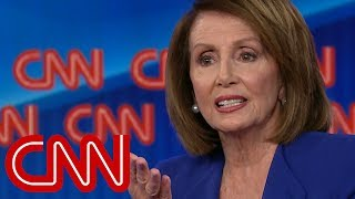 Pelosi pressed about gun legislation, school safety - CNN